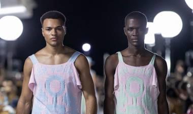 Das Fashion-Weekend mit der Mode Suisse 16 und Julian Zigerli