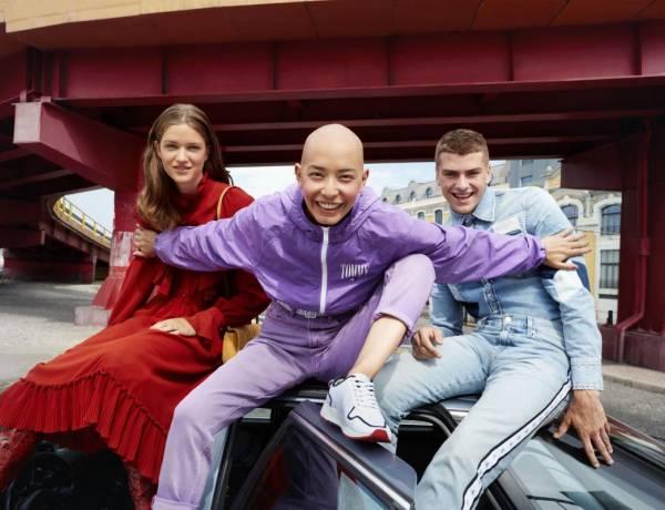 Zalando stellt neuen Marken-Claim free to be vor und startet Kampagne zur Selbstentfaltung